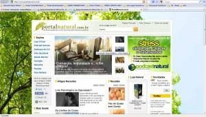 Portal é referência em saúde preventiva