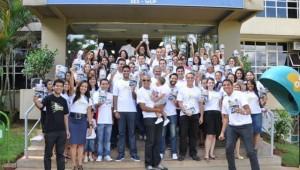 Doadores do DF na edição 2012 do Vida por Vidas