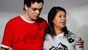 Bruno Duarte Mello, deficiente visual, passou nos exames da OAB antes de concluir o curso de Direito.