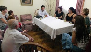 Uruguai: Semana Santa nos lares.