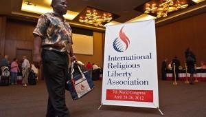 Congresso acontece sob coordenação da Associação Internacional para a Defesa da Liberdade Religiosa.