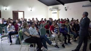 Líder fala sobre crescimento mundial da Igreja.