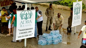 Ajuda humanitária adventista no caso do surto de hepatite