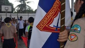 Cerca de 5 mil desbravadores estiveram comprometidos nas atividades de criação dos clubes. Foto: Thais Firmino.