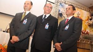 Administradores nomeados da nova região administrativa adventista