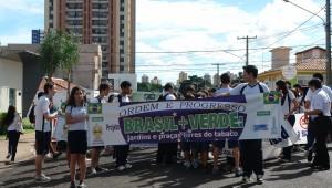 Ações como a do Mato Grosso do Sul ocorrem durante todo o dia de hoje