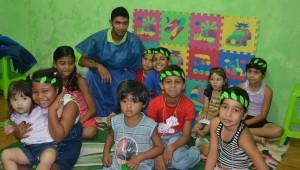 A proposta da ECF é de um programa de cinco dias de atividades com estudo da Bíblia.