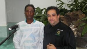 Juraci foi batizado no sábado 7 de julho, na Igreja Adventista de Naviraí no Mato Grosso do Sul.