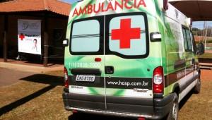 HASP oferece atendimento médico e preventivo.