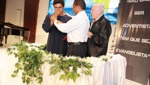 Ex-pastor protestante voltou à Igreja e tomou decisão em evento de evangelistas