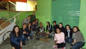 Geração 148 do distrito do Fátima esteve com desabrigados.