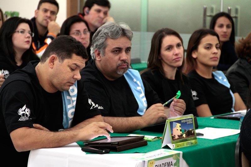150 participantes no lançamento de matrícula 2013