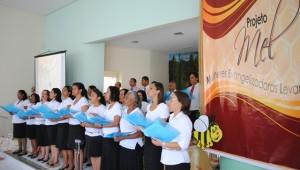 Quase 200 mulheres já foram envolvidas no projeto Mel