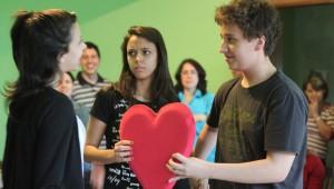 Visita ao orfanato tem mudado a vida dos participantes
