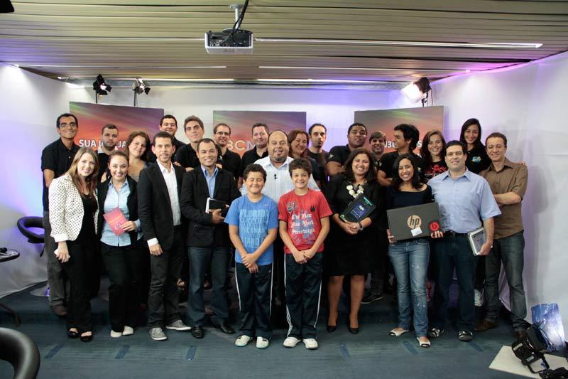 Equipe de colaboradores da 2º Edição do Tecmissão