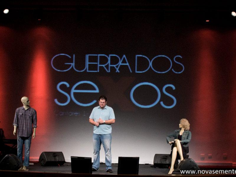 Pastor Sam Neves orador oficial da semana de oração
