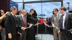 Líderes inauguram sede administrativa em Montes Claros.