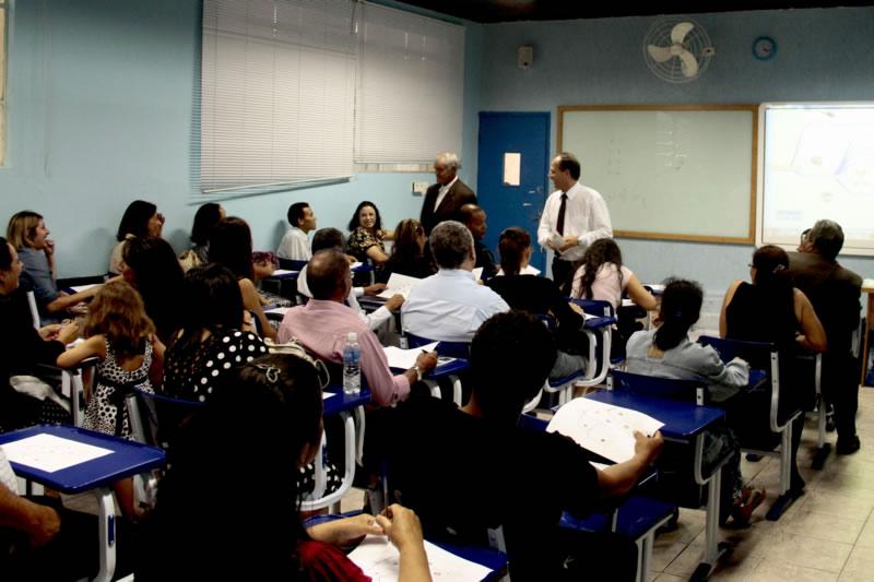 Treinamento Ministério da Família - Pastor Jorge Mario