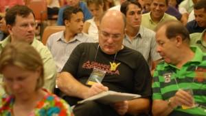 A convenção reuniu cerca de 270 líderes em Santa Catarina.