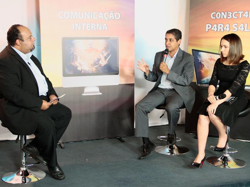 Discussão sobre comunicação interna