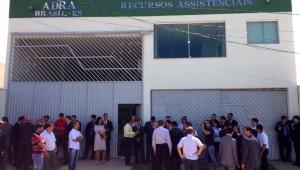 Agência tem várias parcerias com governos locais nos centros de referência