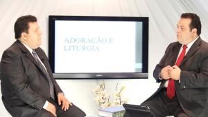 Programa ao vivo contou com participação dos anciãos através de perguntas.