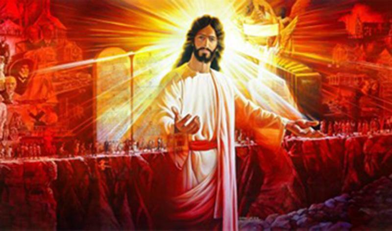 Jesus Painting E G White