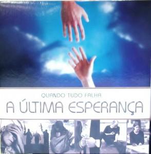 Capa do DVD A Última Esperança