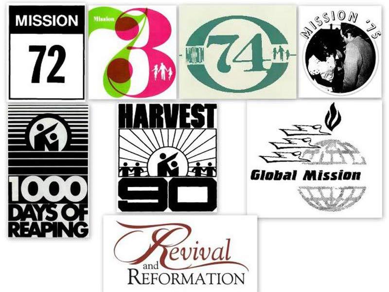 Logos da IASD
