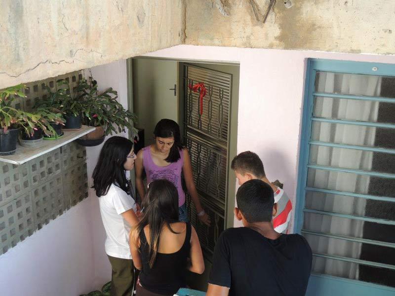 Evangelismo no CDHU