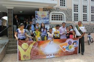 Adventistas no Norte do Brasil distribuem esperança a 1 milhão