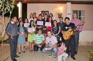 Adventistas organizam serenata de  amor às mães