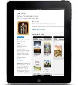 Donos de equipamentos como tablets e celulares poderão adquirir a meditações e títulos variados de livros para os dispositivos virtuais