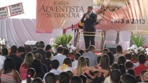 Igreja Adventista em Rondônia completa 40 anos