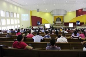 Durante o evento foi lançado o livro Criacionismo no Século XXI: Uma Abordagem Multidisciplinar, organizado pelo professor Wellington Silva.