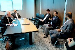Líderes adventistas e representantes do governo de Rondônia fecham parcerias.