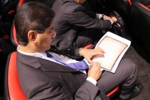 Entre as aprovações de hoje, está documento sobre Escola Sabatina, assinado por líderes