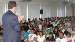 Concílio Ministerial de Pequenos  Grupos para as Grandes Cidades e Congresso de Líderes de Pequenos Grupos movimentam Manaus.