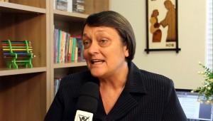 Graciela Hein, diretora sul-americana do Ministério da Criança e do Adolescente da Igreja Adventista.