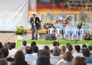 Evento foi realizado para alinhar as etapas evangelísticas com a visão bíblica do verdadeiro discipulado.