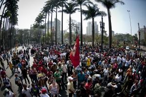 Manifestações são formadas predominantemente por jovens e ocorreram em mais de 100 cidades brasileiras