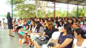 Participaram 700 mulheres adventistas da região Amazonas Roraima.