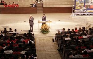 Encontro Missionário reuniu cerca de 2 mil pessoas no Unasp, em São Paulo