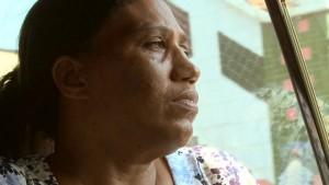 Madalena dos Anjos, esposa do pastor Antonio Monteiro, preso a quase 500 dias no Togo.
