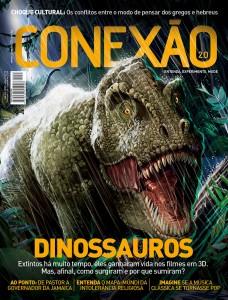 É por causa desse interesse em torno do mistério sobre os dinossauros, que a Conexão 2.0 dedica sua matéria de capa para explicar a visão criacionista.