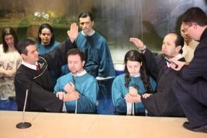Em Curitiba, batismos e conversões tem sido o resultado do Grande Evangelismo