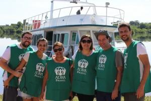Voluntariado na região norte do Brasil, em parceria com ADRA, é uma realidade há vários anos