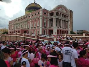 Além das ações de sábado, durante a semana escolas públicas também foram visitadas