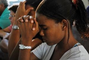 Evangelistas em oração