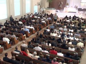 O evento aconteceu na Igreja Central Paulistana